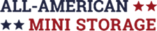 All-American Mini Storage Logo